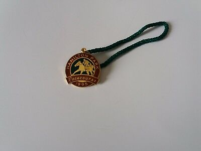 Annual Member's Badge ~ Hamilton Park 1995