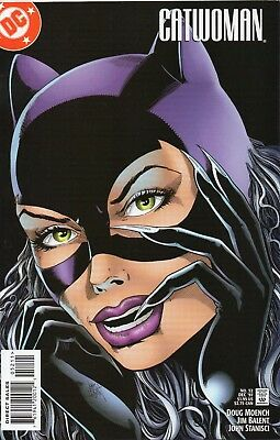 Catwoman #52 (NM)`97 Moench/ Balent