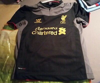 maillot de liverpool taille s