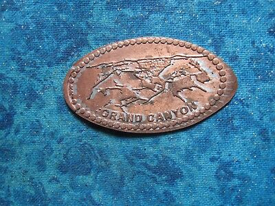 GRAND CANYON Elongated Penny Pressed Smashed 22