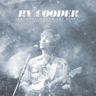RY COODER Broadcast From The Plant D LP Vinyl NEW