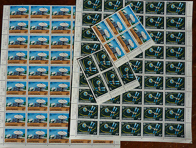 Luxembourg..1991 Lot 51 Sets  Europa..prc.230$...meteorology..space