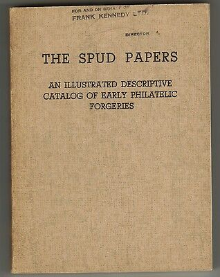 Book - The Spud Papers