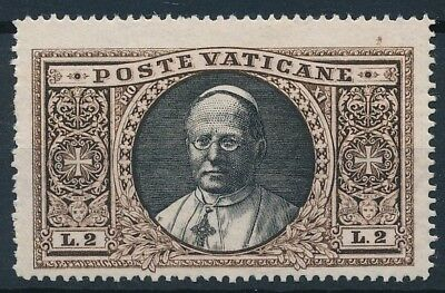 [108356] Vatican 1933 Good stamp Very Fine MH Value $60