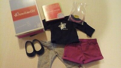 American GIrl RETIRED  Coconut Fun Outfit   New in AG Box