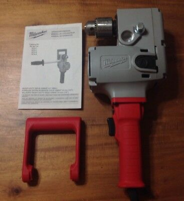 Milwaukee 1675-6 Hole Hawg 7.5 Amp 1/2-Inch Joist and Stud Drill