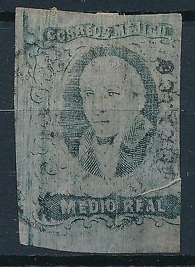 [38419] Mexico 1856/67 Good classical stamp Very Fine used