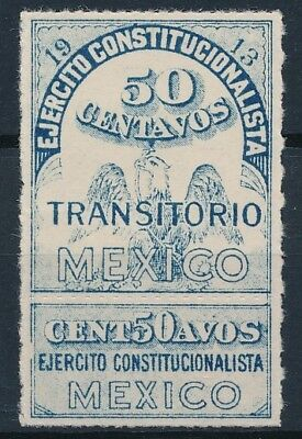 [38488] Mexico 1914 Good stamp Very Fine MH
