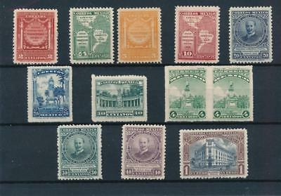 [38544] Mexico 1923/34 Good lot of Very Fine MNH stamps