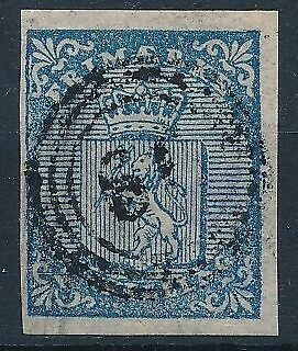 [3924] Norway 1855 first stamp very fine used with nice cancel