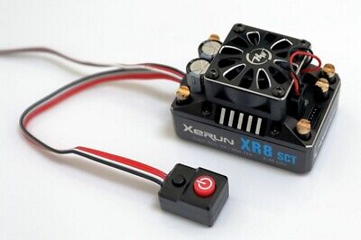 New Hobbywing ESS / Electronic Speed Control XERUN XR8 SCT Pro Brushless 3011...
