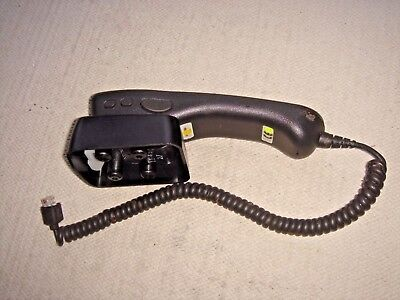 Motorola Gmcn4059A Waris Telephone Style Handset & Hang-Up Cup For Gm340 Gm380