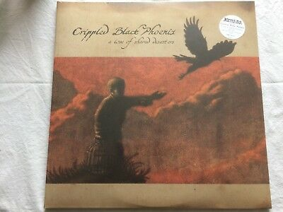 Crippled Black Phoenix A Love Of Shared Disasters 2 LP Limited Invada SEALED
