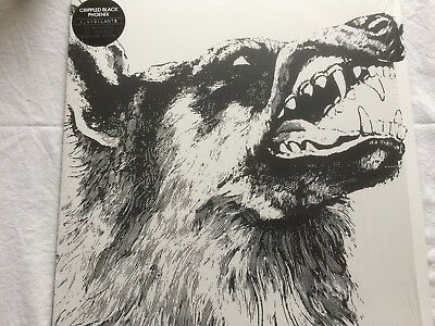 Crippled Black Phoenix I Vigilante LP Invada