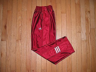 GREAT CONDITION Adidas Dazzle Tearaway Training Pants Youth Size LARGE