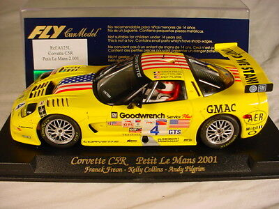 Fly Corvette C5R #4 LIGHTS Petit Le Mans MB A125L