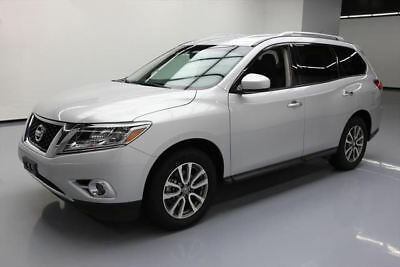 2016 Nissan Pathfinder  2016 NISSAN PATHFINDER SV 4X4 7PASS REAR CAM ALLOYS 33K #606133 Texas Direct
