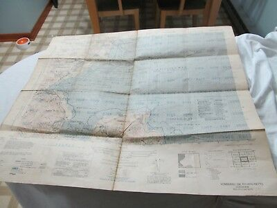 us ww2 map of okinawa-ken  solider map  m 1341