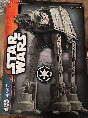 Star Wars Fatheads Tradeables #15 AT-AT