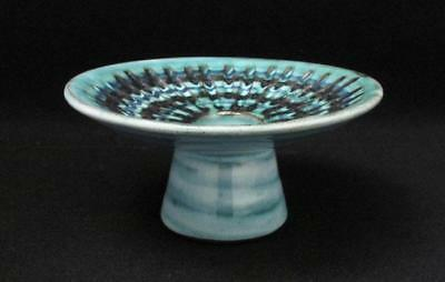 Hastings Pottery Dennis Lucas Mid Century Modern English Studio Candle Holder