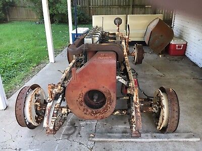 1930 Other Makes G80  1930 FRANKLIN RUNNING ENGINE NOT MANY AROUND TAKE A LOOK