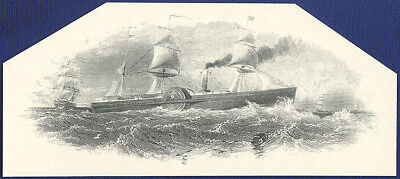 AMERICAN BANK NOTE Co. ENGRAVING: BALTIC
