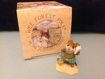 Wee Forest Folk, M-179 Sea Sound, new in box