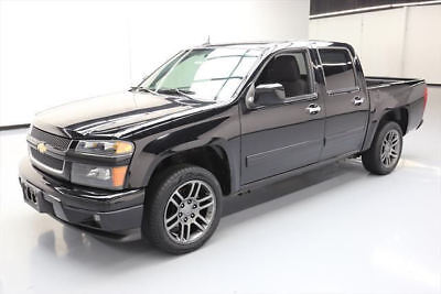 2012 Chevrolet Colorado LT Crew Cab Pickup 4-Door 2012 CHEVY COLORADO LT CREW AUTO BEDLINER ALLOYS 63K MI #168415 Texas Direct