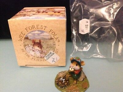 Wee Forest Folk, M-281 Mallowing Out, new in box
