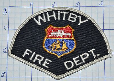 Canada, Whitby Fire Dept Patch