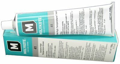 Dow Corning Molykote 41 Extreme High Temperature Bearing Grease 5.3oz 150g Tube