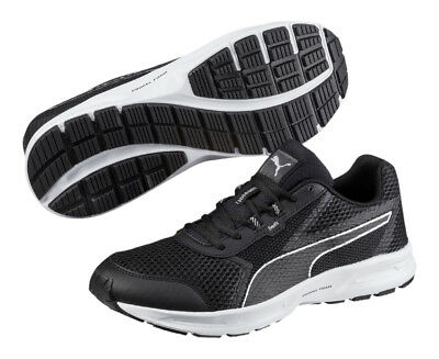 Puma Men's Essential Running Shoes - Puma Black/Puma Silver