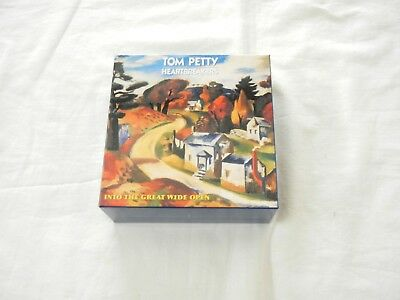Tom Petty  JAPAN Into the Great Wide Open PROMO BOX by Disk Union