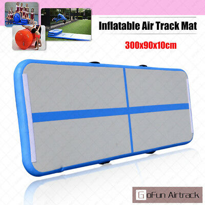 GoFun Airtrack Air Track Floor Home Inflatable Gymnastics Tumbling Mat GYM