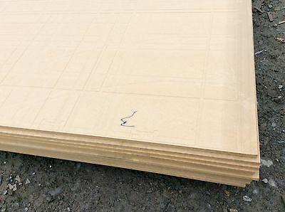 Mdf 3600 X 1800  9Mm Seconds Sheets