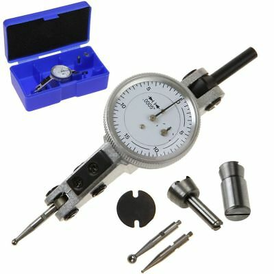 "Dial Test Indicator +/- 0.060""/0.0005"" Double Range Small Face Anytime Tools"