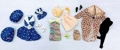 Barbie Doll Mixed Lot Clothes by Mattell