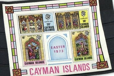 Religion - Cayman Islands 1973 (574116)