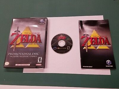 ***Legend of Zelda, Collector's Edition, Nintendo Gamecube, Complete & Mint***
