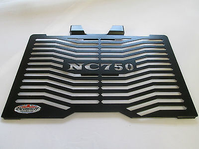 Honda Nc750X (2014>)  Radiator Protector, Cover, Guard, Grill Beowulf H033Pcb