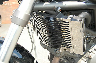 Cagiva Raptor 1000 (00-06) Radiator and Oil Cooler Guards,Protector,Cover,Grill