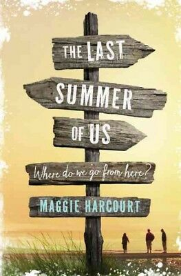 The Last Summer of Us, Harcourt, Maggie