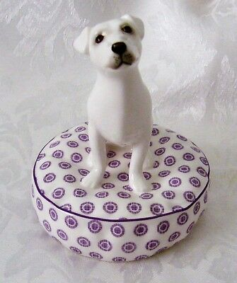 Royal Doulton Top Dogs Figurine Jack Russell BONES  9 cm New in Box