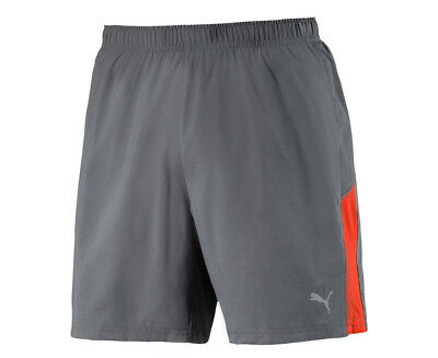 Puma Men's Core Run 7-Inch Shorts - Quiet Shade