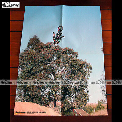 BRIAN DEEGAN (2006) - Poster Pilote MOTO-CROSS (Freestyle Motocross) #PM256