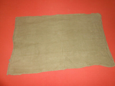 U.s.amy :  1 Military Towel  ''cannon'' O.d. '' Made In U.s.a.''