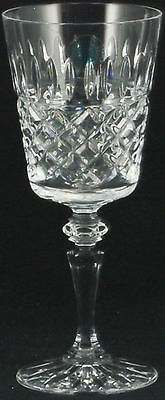 Galway Rathmore Red Wine Glass with Sticker