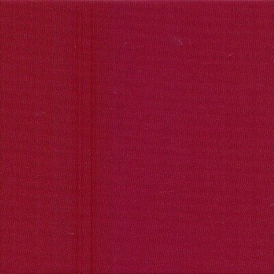 "32 count Zweigart Murano Lugana E/W Cross Stitch Fabric 49 x 69cms ""Burgundy"""