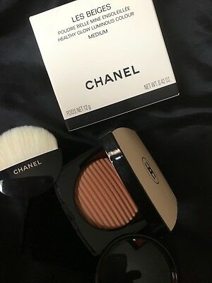 Chanel Les Beiges Healthy Glow Luminous Colour Medium Brand New In Box