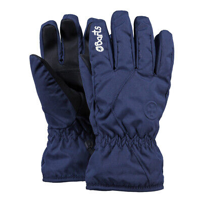 Barts Basic Ski gloves Handschuhe wasserdicht beschichtet Kinder Unisex navy